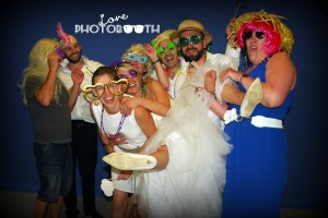 mariage garden party réception animation accessoires location photobooth